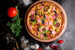 Ассорти пицца